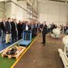 G- Žikica Andrejević vodio je obilazak nove fabrike